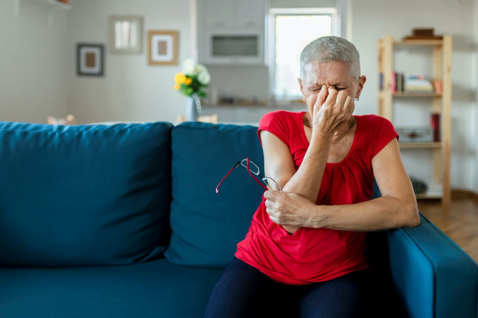 Chronic Fatigue in Seniors